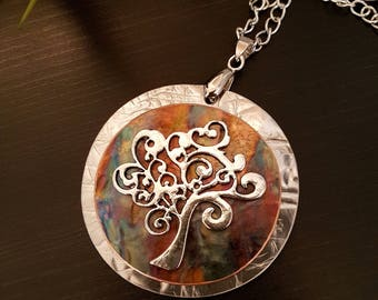 Tree-Of-Life Necklace Pendant