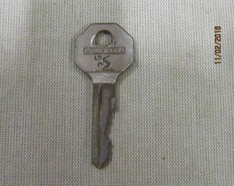 Antique Vintage Atlas Replacement Key A60 Atlas Keys Cleveland Ohio