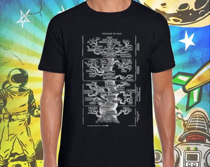 Pedigree of Man / Men's T-Shirt