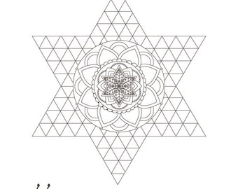 Adult Inspirational Coloring Page printable 02-Look for