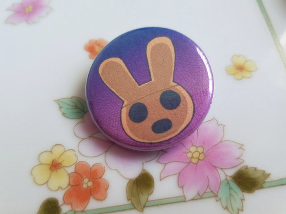 animal crossing villager coco acnl dreamie 1 25 pinback