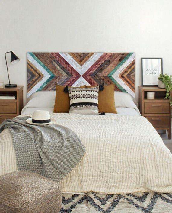 Cabeceros de cama cabecero madera cabeceros originales - Cabeceros de madera originales ...