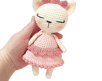 Crochetpattern - Princess Cathy