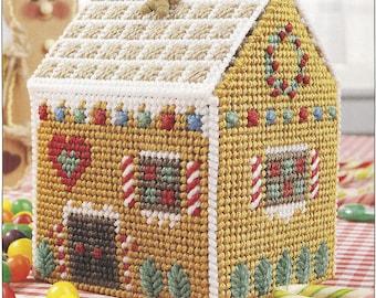 Plastic Canvas Vintage Plastic Canvas Patterns Gingerbread House Plastic Canvas Patterns
