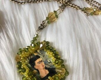 Green Frida