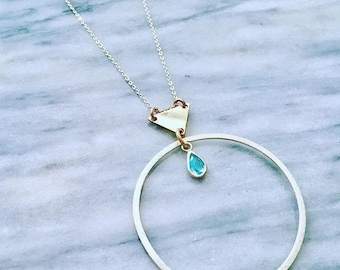 Wind and Water Necklace