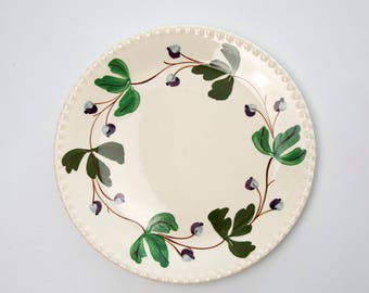 Blue Ridge Pottery/Southern Potteries Mountain Ivy Dinner Plate