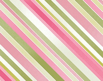 Sundance by Benartex  Cotton Fabric  04784-24  Diagonal Stripe