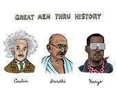 Great Men Thru History Pr...