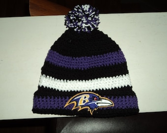 SUPER BOWL XLVII Winners     Baltimore Ravens Beanie for baby