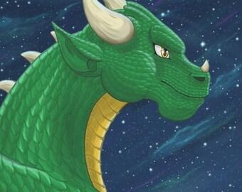 Kin Seeker (Book One of Dragon Calling), Light Epic Fantasy Series, Paperback Book