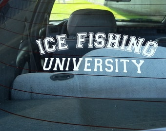 FISHING Fishing Decals,Bite Me, Fish hook,lets fish,Decal fish only,fish decal only,Fishing Car Decal,Outdoor Decal