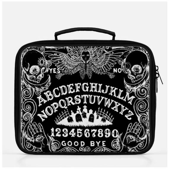 Ouija Board Black Lunchbox