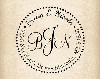 self inking custom return address stamp,personalized wedding address stamp,R081 on sale