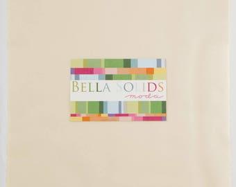 "Moda Bella Solids Natural Layer Cake - 42 10"" Fabric Squares"