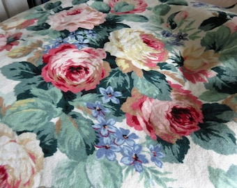 Cotton/Linen Bedcover/Fabric