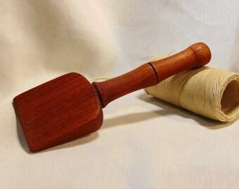 Mahogany Seam Rubber for Sailmaking