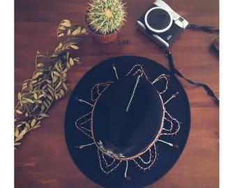 Bohemian Hat | ⤚JANE⤛