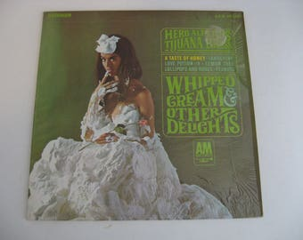 Iconic Cover - Herb Alpert and The Tijuana Brass - Whipped Cream & Other Delights - Circa 1964
