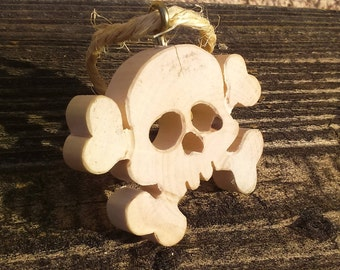 Keychain - Skull