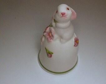 Avon Collectable Bunny Bell  1984