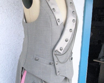 Amazing Steampunk Tailcoats---For Women