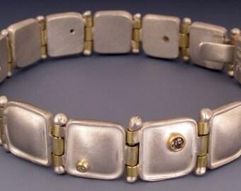 Chic-Let Hinge Bracelet