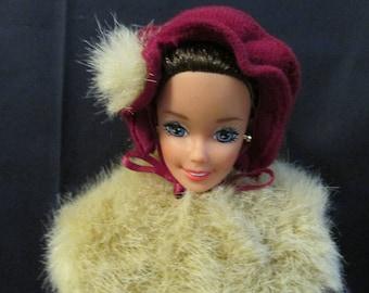 Hallmark Victorian Elegance Barbie 1994