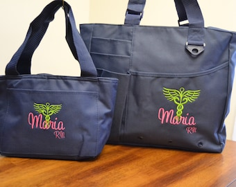 Personalized Lunch Coolers - Therm-O-Snack Tote Bag