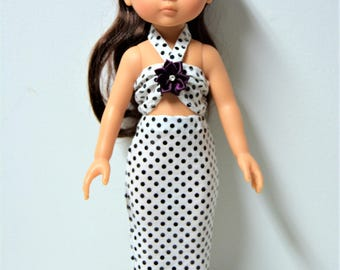 "Handmade Doll Clothes Mermaid Costume fits 13"" Corolle Les Cheries Dolls A"