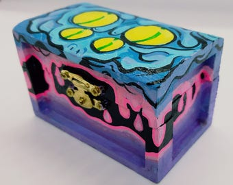 Creature Jewelry Box 1