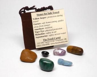 Stones for Safe Travels