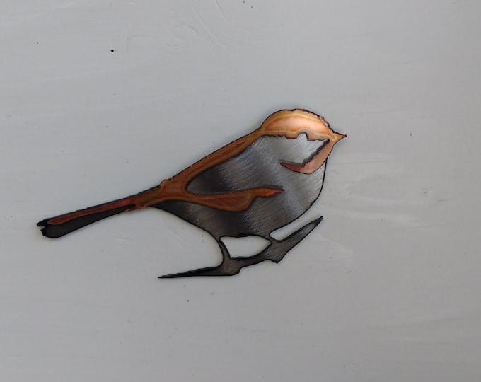 Chickadee Mini Sculpture