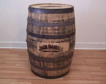Whiskey Barrel Authentic J.D. Branded -FREE SHIPPING