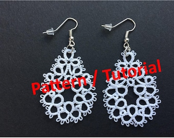 PDF Tatting Pattern Tutorial