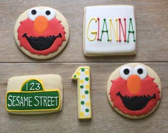 Sesame Street cookie set