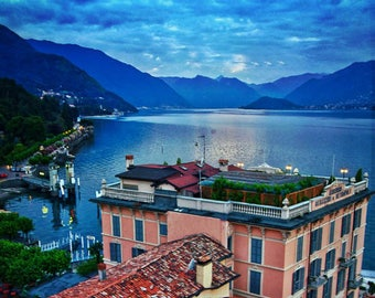 Bellagio,Italy,landscape,rustic,Lake,Photography,Europe,Wall art,wall Decor