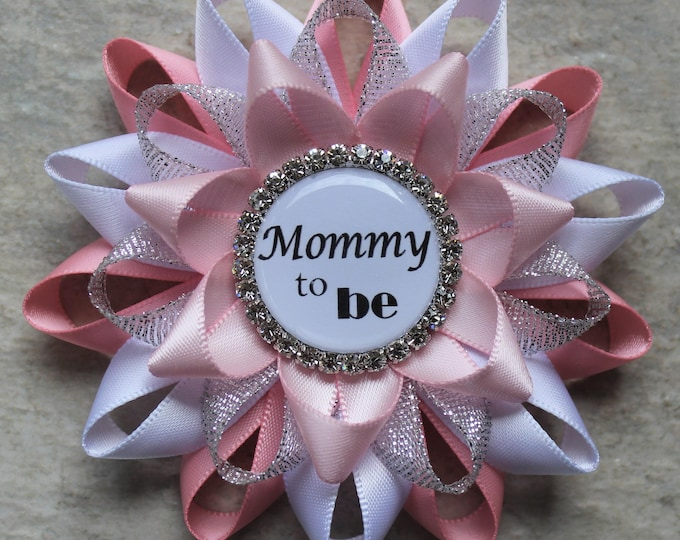 Baby Shower Corsage For Mom ~ Petal perceptions keepsake baby shower corsages wedding