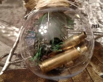 Christmas Bullet Ornaments