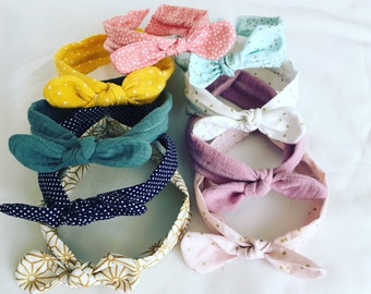 Effect Dolly bow headbands