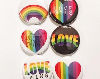 Love Wins Flair