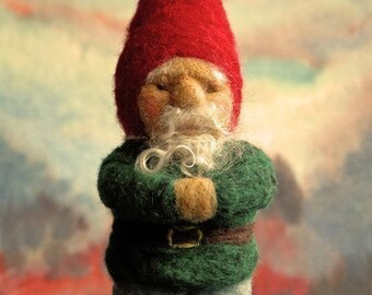 PDF Felt Gnome Instruction - Make your own Gnome - Handwork Studio
