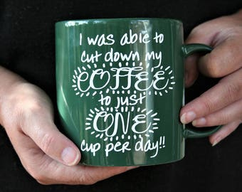 Ceramic Mug, Jumbo mug, coffee mug, coffee lover, large coffee mug, couple, wedding gift, newlywed, engagement, wedding shower, housewarming