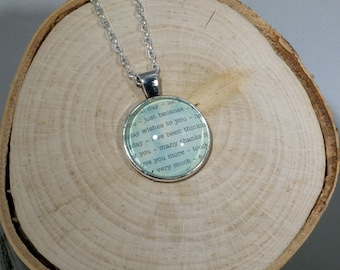 Wishes for You Necklace