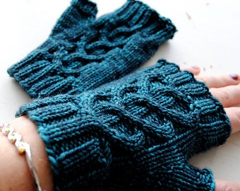 PDF PATTERN Darling All In One Mitts