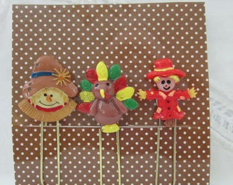 Thanksgiving Planner Paperclip