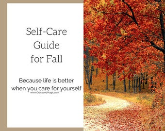 Self-Care Guide for Fall