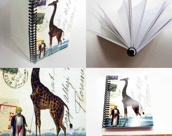 Giraffe A6 Notebook