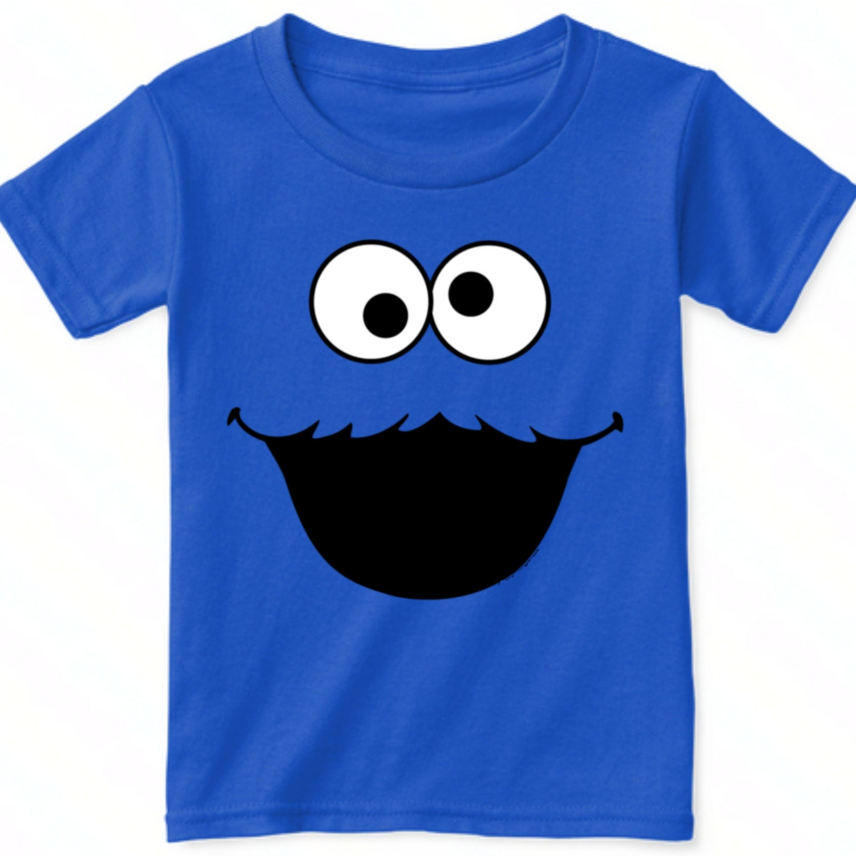 Cookie Monster Outfit Cookie Monster esie Cookie Monster