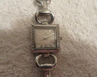 vintage women Louis Arden quartz watch